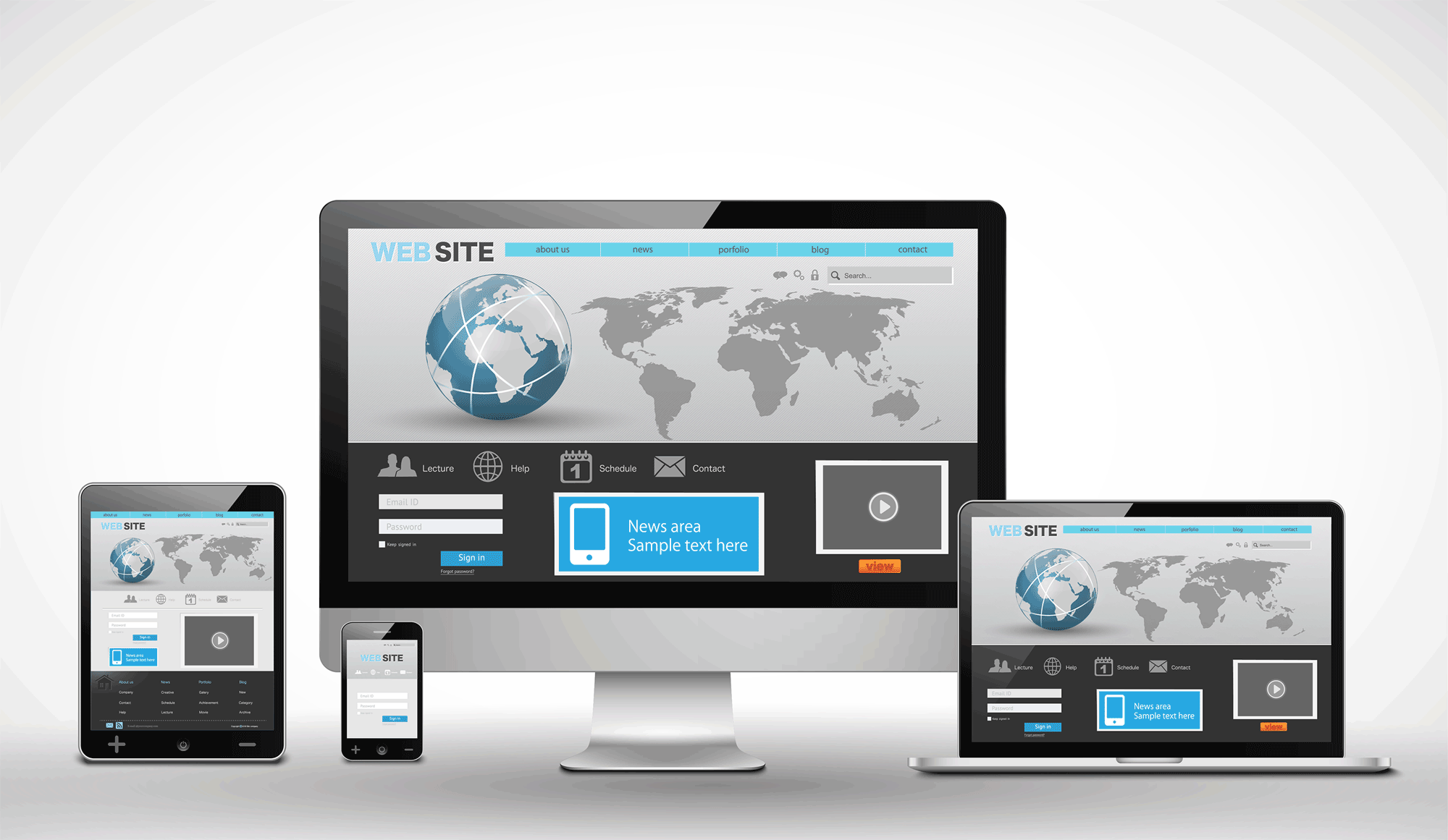 Responsive Websites: What They Are and Why You Need One
