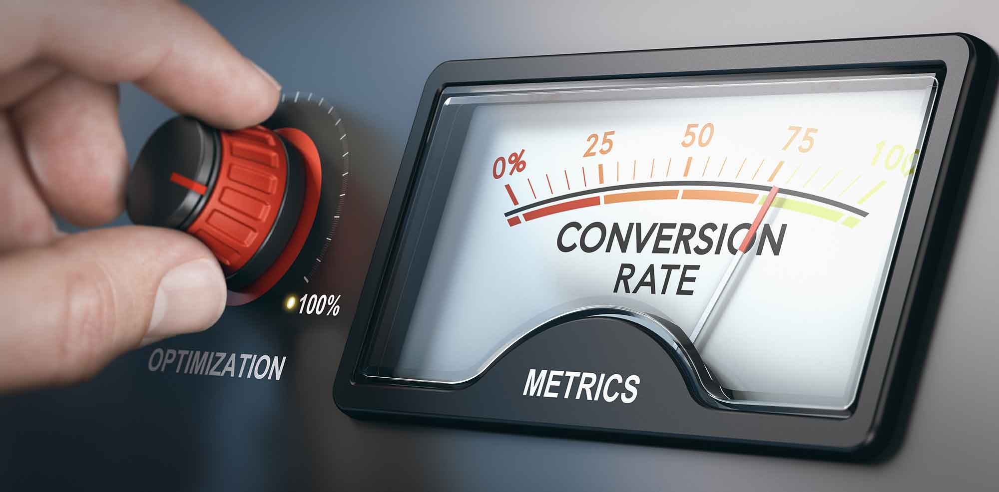 Eight Ways to Improve Your Conversion Rate