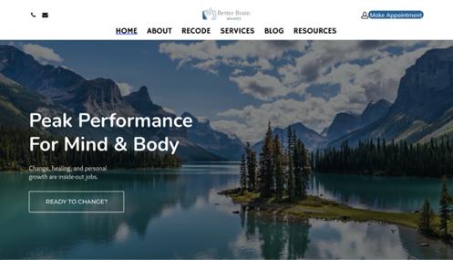 Custom websites by Den Web Design